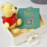 Disney Winnie-the-Pooh Personalised Book and Plush Toy Gift set