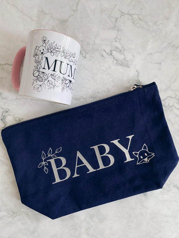 Baby Bag and Mummy Mug Bundle - Mummy Nutrition Collection