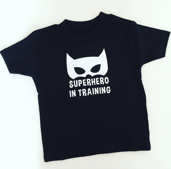 Superhero in Training T-shirt
