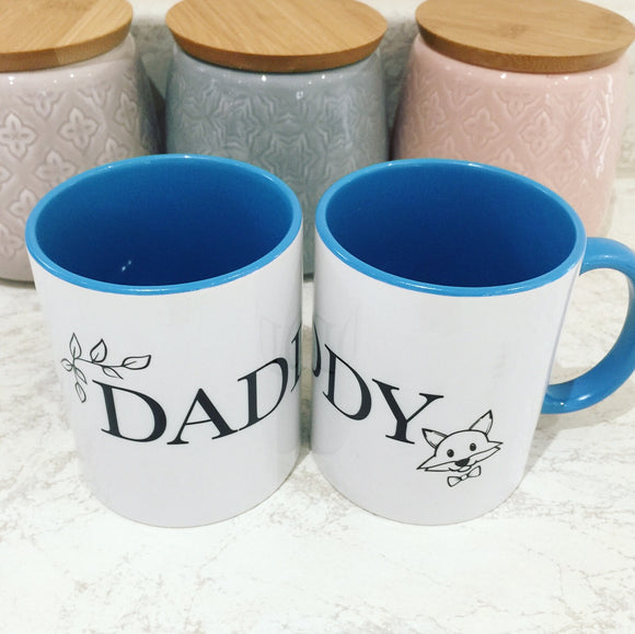 Daddy Mug - Mummy Nutrition Collection