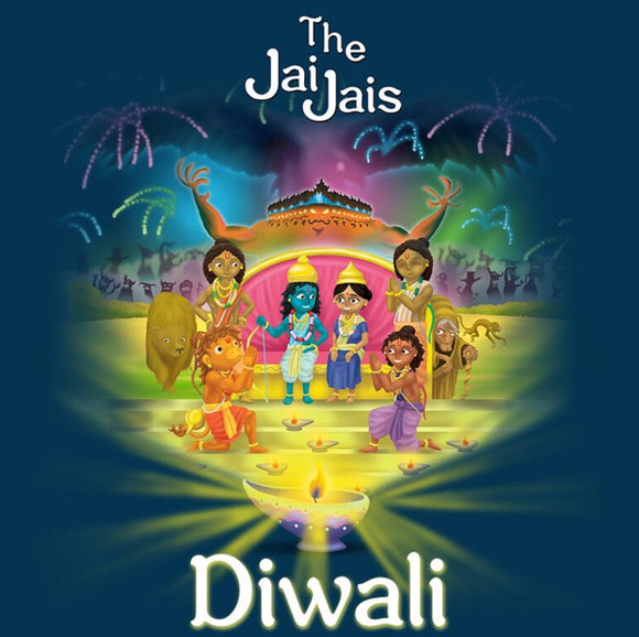 The Jai Jais - Festival Series - Diwali Story book
