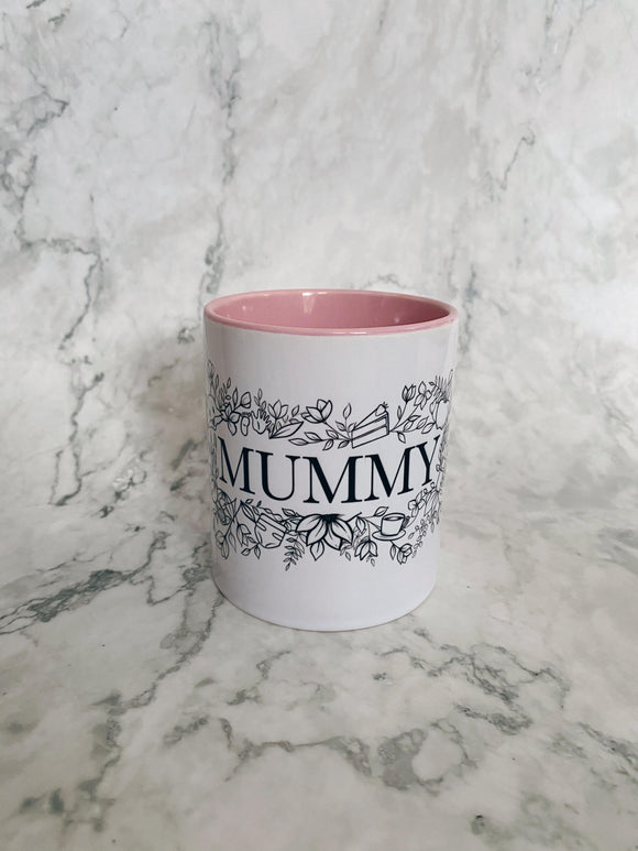 Mummy Mug - Mummy Nutrition Collection