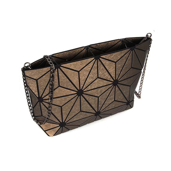 Crossbody Star Brown
