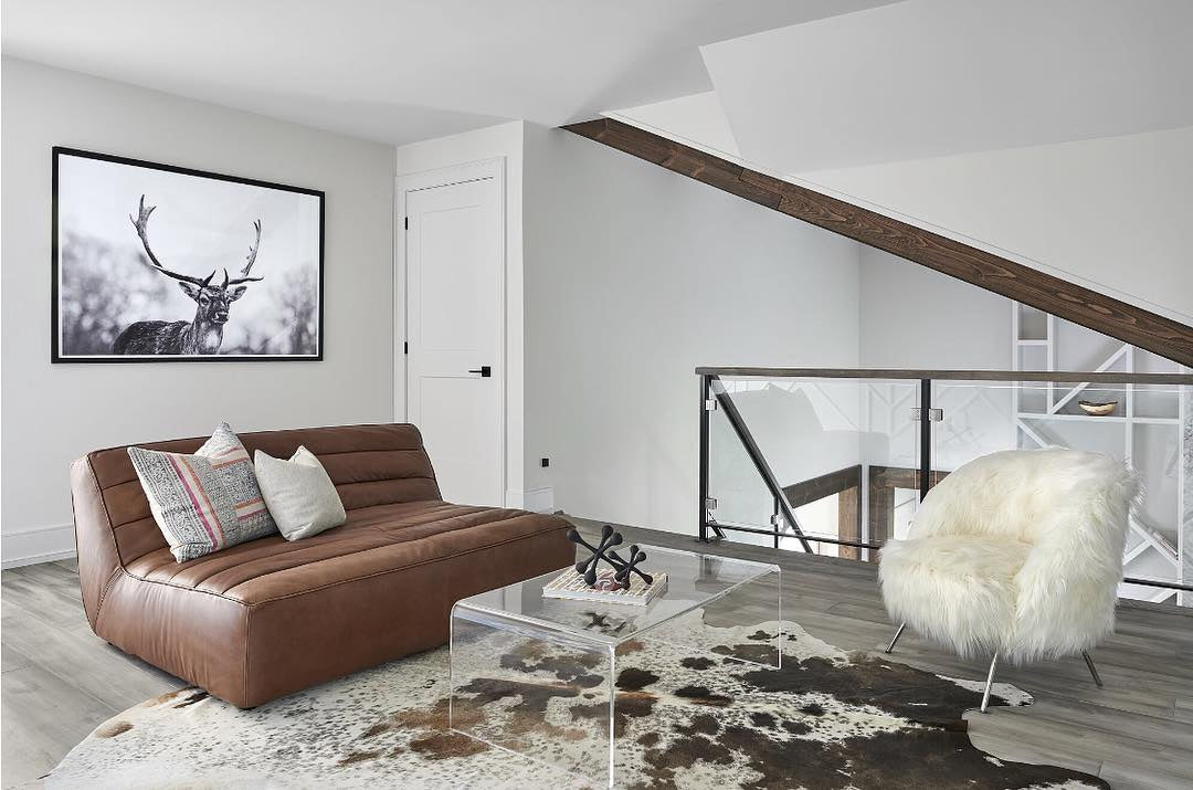 Hundreds Of New Ways To Use Cowhide Rug For Decor Boho Living Room