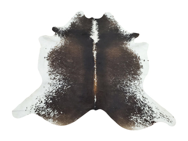 Cowhide Rug Salt Pepper Brazilian Black Brown White