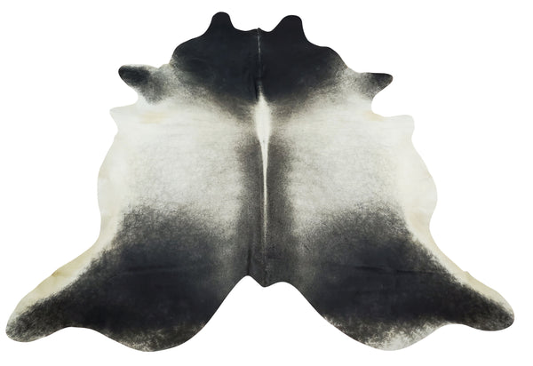 Grey xxl cowhide rugs for living room or farmhouse, premium Brazilian cowhide rugs stunning