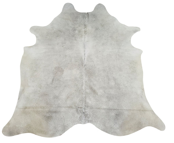 A natural cowhide rug that will make you smile, it's extremely soft and smooth with free shipping USA, gray natural cowhides are great for minimal room