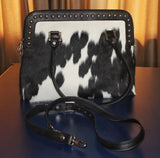 genuine cowhide bag