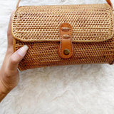 rattan purse for beach is one you should carry