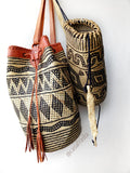 Handmade Rattan Bag Borneo Backpack