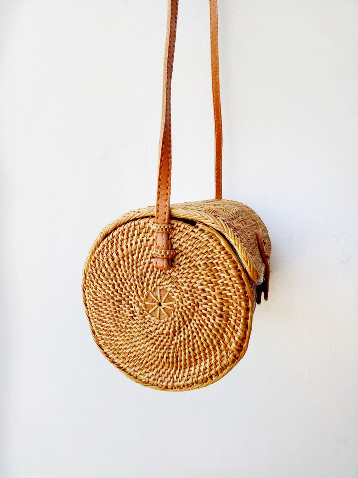 this ata bag is hand made and very unique