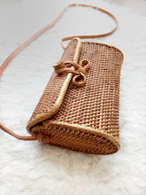 Small Rattan Bag Kanawa Mini Purse