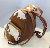 Our handcrafted cowhide travel bags are strong and great for high travel, we have wide range from tote to backpack style, made from real and soft cowhide