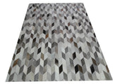 cowhide patchwork rugs sale