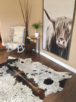 There is no need to put anything under these cowhide rugs, great for any kind of floors and layering.