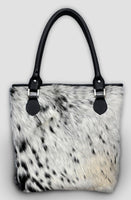 Cowhide Shopper Bags