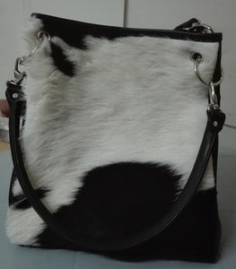 Cowhide Bucket Bag and purses