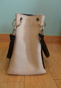 Cowhide Leather Bucket