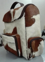This western cowhide backpack was an anniversary gift for my husband in Australia and he loved it!