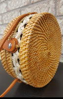 Ata Wicker Bag