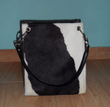 Cowhide Bucket bag