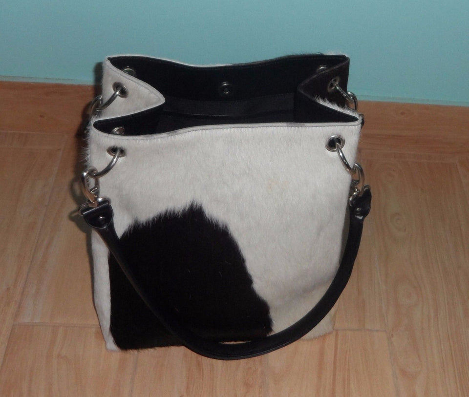 Cowhide Leather Bag