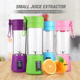 Trendy Get-up-and-Go USB Juicer