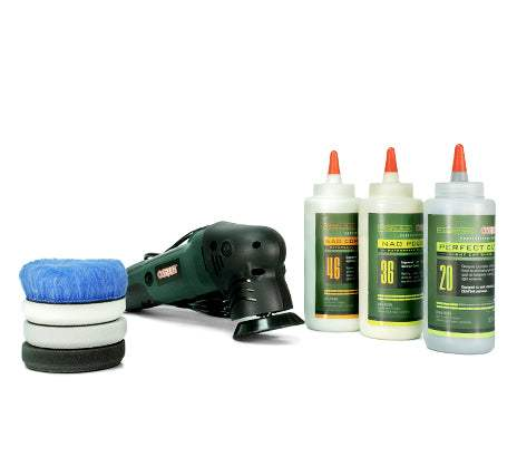 Tempest 2.0 Paint Correction Kit