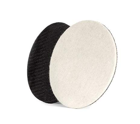 "5.3"" Glass Polishing Disc With Interface Pad (135mm)"