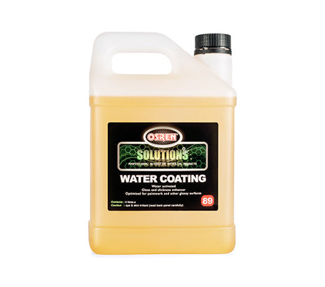 Water Coating