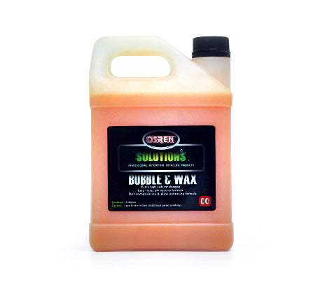 Bubble and Wax