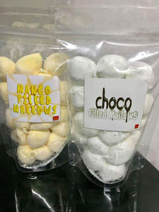 Mango Filled & Choco Filled Mallows