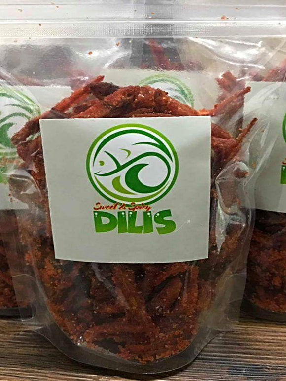 Sweet and Spicy Dilis Pouch