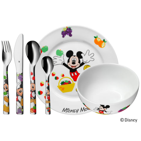 WMF Mickey Mouse Children Stainless Steel Cutlery Set worth $89