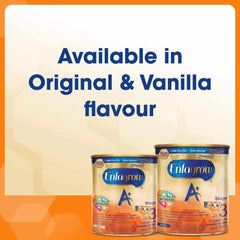 Available in Original & Vanilla flavour