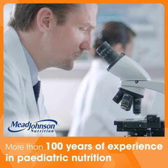 More than 100 years of experience in paediatric nutrition