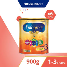 Enfagrow A+ Stage 3 (900g Original) Bundle of 6