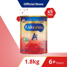 Enfagrow A+ Stage 5 Original Flavour 1.8Kg Bundle of 5
