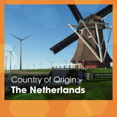 Made in the Netherlands, Country of Origin