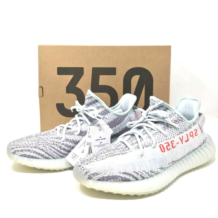 Yeezy X Adidas Boost 350 Blue Tint Sneakers Size 5 5