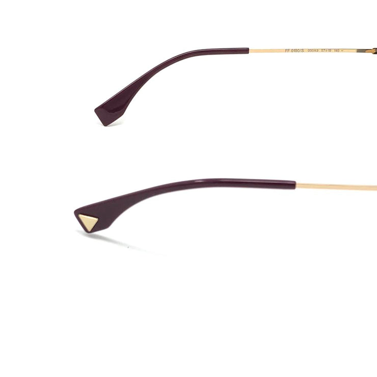 Fendi Cat Eye Sunglasses Designer Consignment From Runway With Love