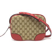 Gucci GG Canvas Bree Crossbody Bag w/ Tags