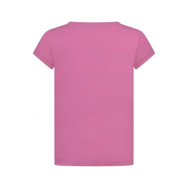 Gucci Girls Pink Cotton T-Shirt w/ Tags - Size 5