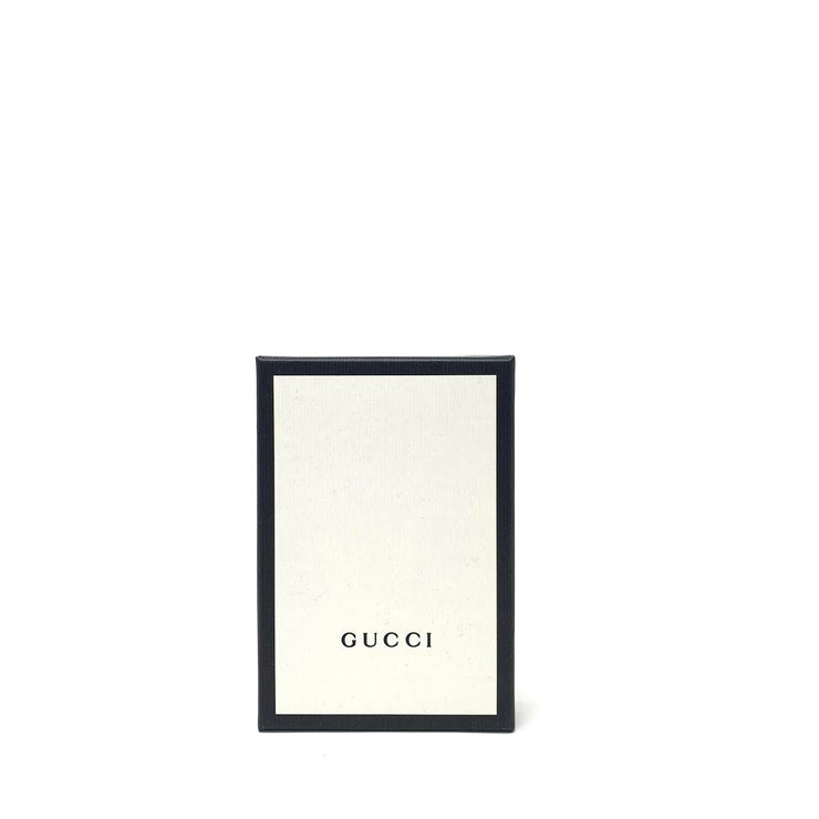 Gucci Black Leather Guccissima Bifold Wallet Consignment Shop From Runway With Love
