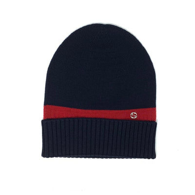 Gucci Striped Wool Hat Beanie Consignment Shop From Runway With Love