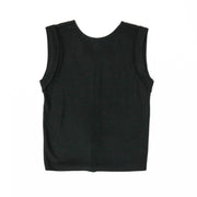 Helmut Lang Sleeveless Shirt in Black - Size S