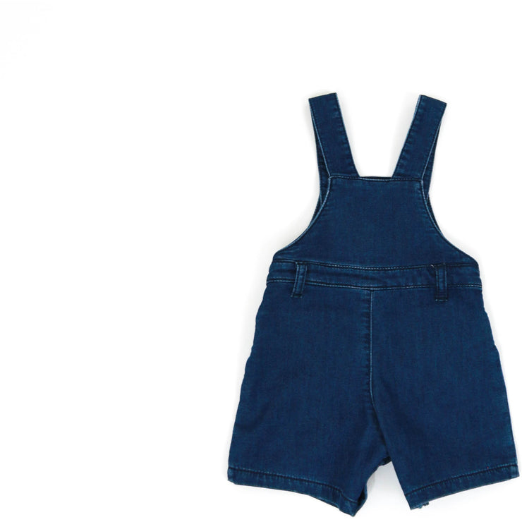 Kenzo baby boys overalls fancy patches Food Fiesta collection