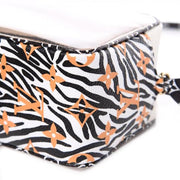 Louis Vuitton Monogram Giant Jungle Beach Pouch Designer Consignment From Runway With Love