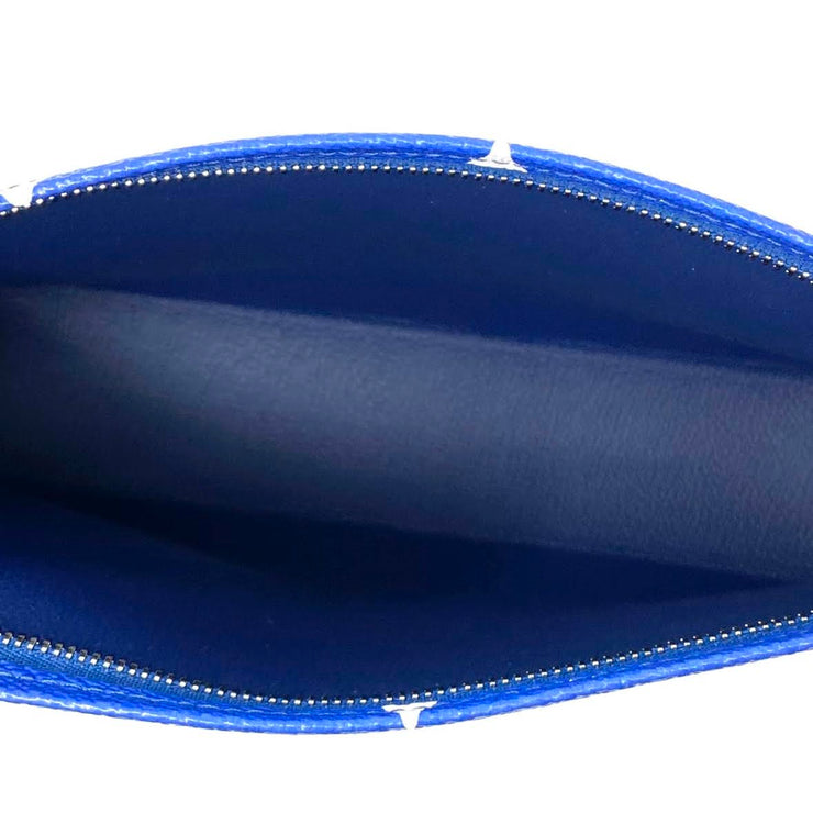 blue giant monogram coated canvas Louis Vuitton Escale Toiletry Pouch 26 Consignment Shop From Runway With Love