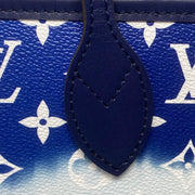 Louis Vuitton 2020 Monogram Escale Giant Neverfull Blue Limited Edition Tie Dye Consignment Shop From Runway With Love
